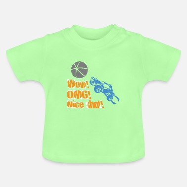 Course Automobile Course automobile - T-shirt Bébé