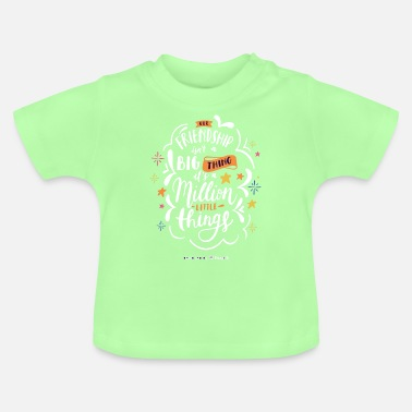 Friendship Friendship | Friendship - Baby T-Shirt