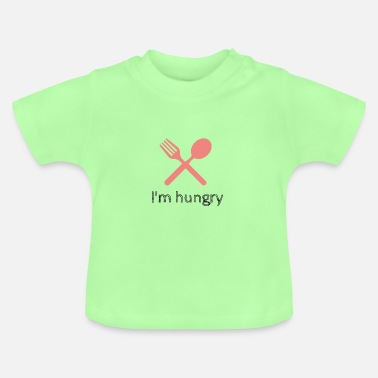 Hunger ich habe hunger - Baby T-Shirt