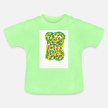 Graphic Art graphic art spring - Baby T-Shirt