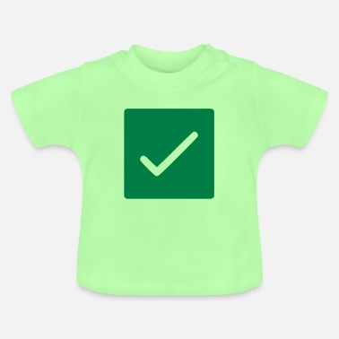 Confirmation chop confirm - Baby T-Shirt