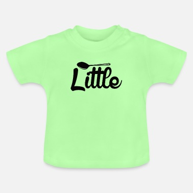 Spoon small spoon - Baby T-Shirt