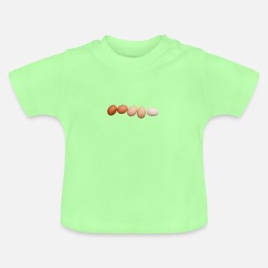 Egg eggs - Baby T-Shirt