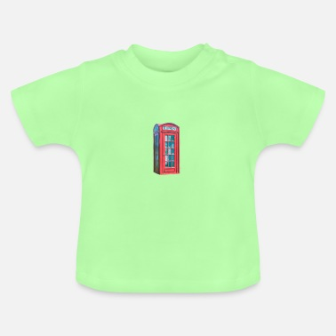 Booth phone booth - Baby T-Shirt