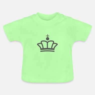 Corona Crown - Baby-T-shirt