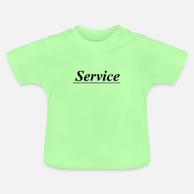 Service service - Baby T-Shirt