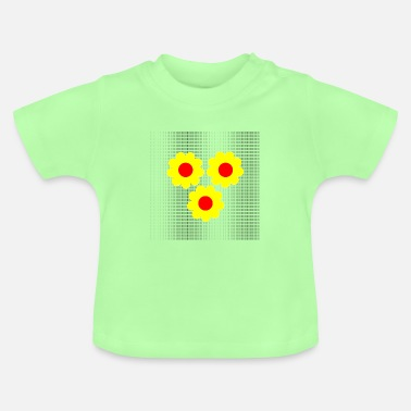 Eng blomst eng - Baby T-shirt