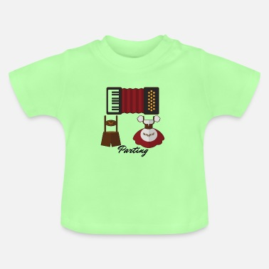Abschied ABSCHIED - Baby T-Shirt
