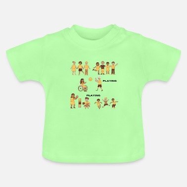 Play PLAYING PLAYING - Baby T-Shirt