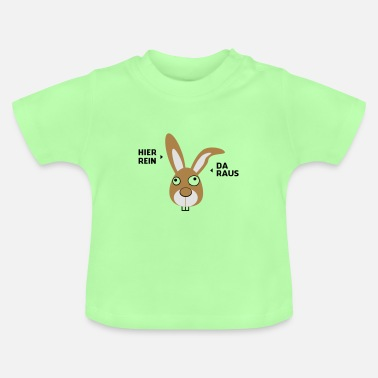 My name is Bunny - Baby T-Shirt