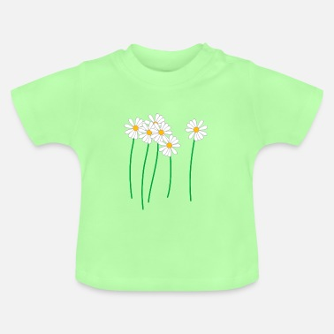 Madeliefjes madeliefjes - Baby T-shirt