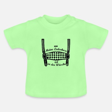 Rough My leather pants are in the laundry HARIZ carnival - Baby T-Shirt