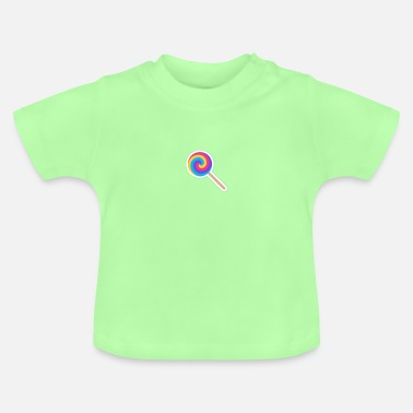 Lollipop Design Lollipop - Baby T-Shirt