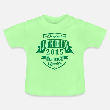 Limited Edition 2015 - Baby-T-shirt