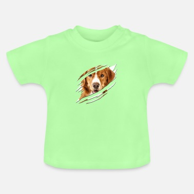 Dog Face - Baby T-Shirt