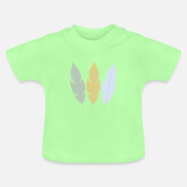 Indien Americain Nom Indian Springs - T-shirt Bébé