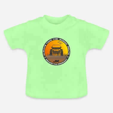 Jk Into the wild ... JK - Baby T-Shirt