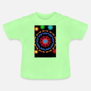 Wall Magical designs - Baby T-Shirt