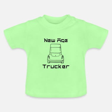 New Age New Age Trucker - Baby T-shirt
