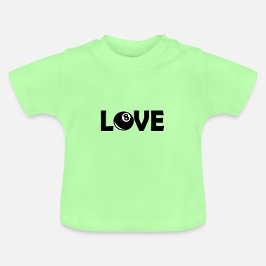 Pool Pool Love - T-shirt Bébé