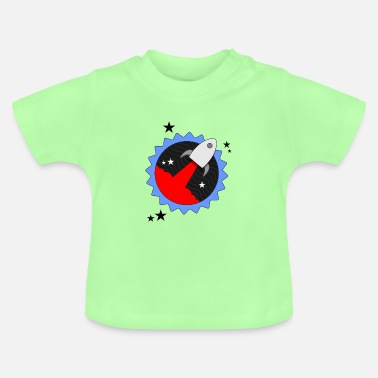 Rocket Star - Baby T-Shirt