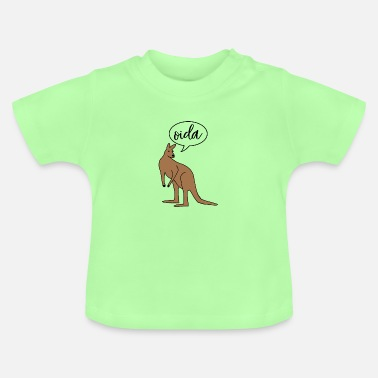 Dialect Oida Oostenrijk dialect dialect - Baby T-shirt