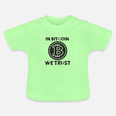 Bitcoin Bitcoins - Baby T-Shirt