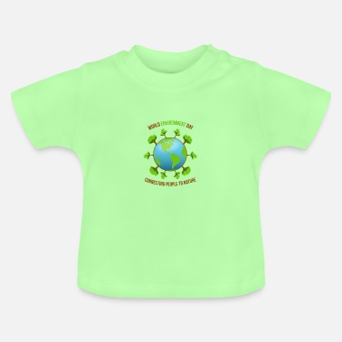 World Environment Day - Baby T-shirt