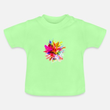 Stains Watercolor stain - Baby T-Shirt