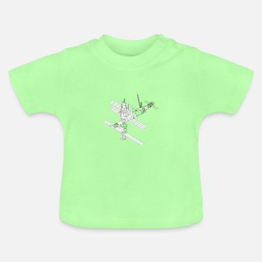 Nasa ISS satellitutrymme NASA - Baby-T-shirt