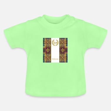 Clan anderson clan - Baby T-shirt