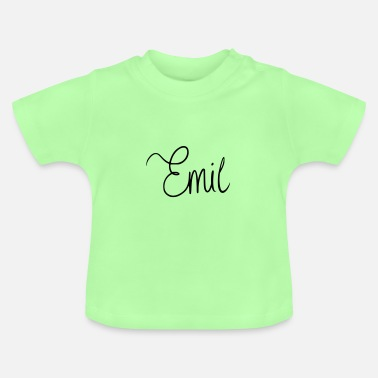 Name Day Emil - Baby T-Shirt