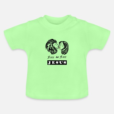 Face face to face - Baby T-Shirt