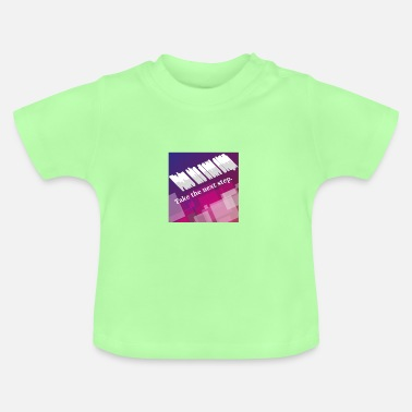 Steppe Steps - Baby T-shirt