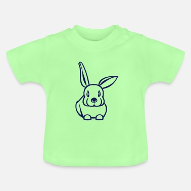 Bunnies bunnie - Baby T-Shirt