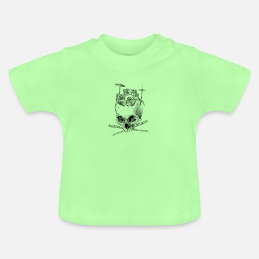 The drummer - Baby T-Shirt