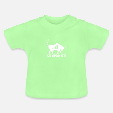 Federal Reserve Stock Market Trading Trader Options Daytrader - Baby T-Shirt