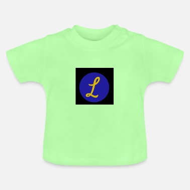 Initial Din initial - T-shirt baby