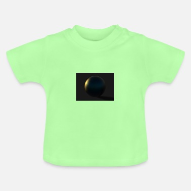 Mystic Blue Ball - Baby T-Shirt