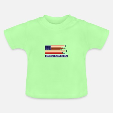 National Nationale Flugtage - Baby T-Shirt
