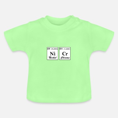 Chrome Chrome Nickel - Baby T-Shirt