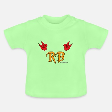 Devil Horns Devil Horns Meets RB - Baby T-Shirt