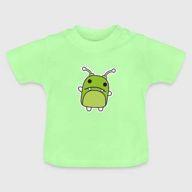 Alien Monster Alien - Baby T-Shirt
