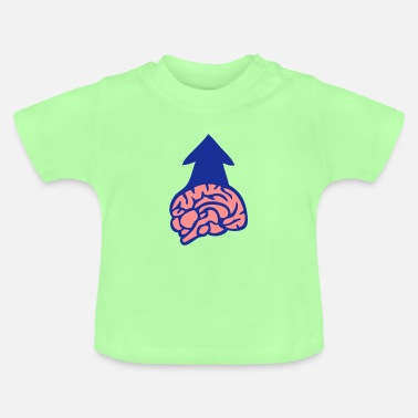 Brain brains brain - Baby T-Shirt