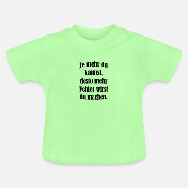 Cool Sayings cool sayings - Baby T-Shirt