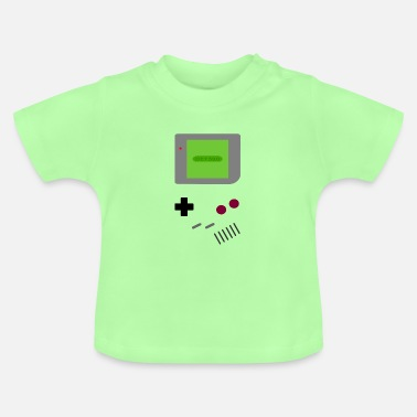 Game Game Boy - Baby T-Shirt