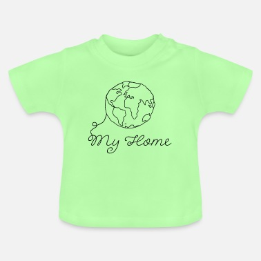 Planet Earth planet Earth - Baby T-Shirt