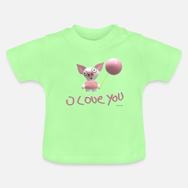 I Love You love you - Baby T-Shirt