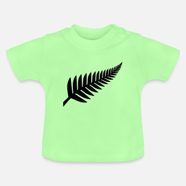 NZ Fern - T-shirt Bébé