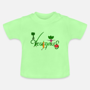 Vegetable Vegetables - vegetables - Baby T-Shirt